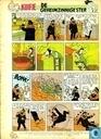 Comics - Bob Spaak op zijn sport praatstoel - Pep 35