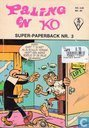 Comic Books - Mort & Phil - Paling en Ko super-paperback 3