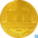 Oostenrijk 100.000 euro 2004