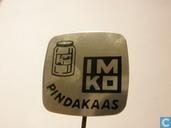 Imko pindakaas [gold]