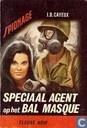 Speciaal Agent op het bal masque
