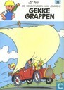Comic Books - Jeremy and Frankie - Gekke grappen