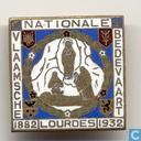 L'objet le plus ancien - Lourdes Pèlerinage national flamand 1882 - 1932
