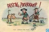 Postcards - Kresse, Hans G. - Joop en Joep 1: Twee emmertjes water halen