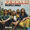 People smile