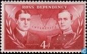 Shackleton et Scott