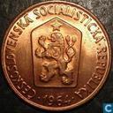 Czecho-Slovakia 50 haleru 1964