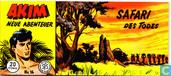 Safari des Todes