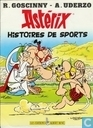 Astérix histoires de sports