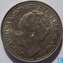 Monnaies - Curaçao - Curaçao ¼ gulden 1947