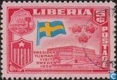Staatsbezoek Zweden