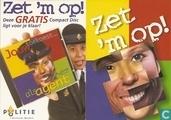 """B002249 - Politie Hollands Midden """"Zet ´m op!"""""""