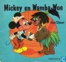 Mickey en Wamba-Woe