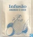 Ananás e coco