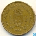 Netherlands Antilles 1 gulden 2004