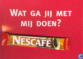 """B040211 - Nescafé """"Wat ga jij met mij doen"""""""
