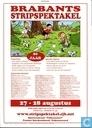 Comics - Afzetters - Myx stripmagazine 3e jrg. nr. 6