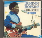 Lightnin' Hopkins collection 25 songs