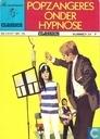 Bandes dessinées - Popzangeres onder hypnose - Popzangeres onder hypnose
