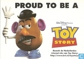 "B001006 - Disney - Toy Story ""Proud To Be A"""