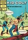 Bandes dessinées - Blauwe Adelaar - Kid Colt laat het aan anderen over...