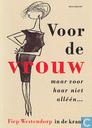C060069 - Covercards: Fiep Westendorp - Voor de vrouw
