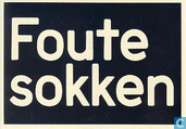 "B080242 - Fairtrade / Max Havelaar ""Foute Sokken"""