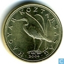 Hongrie 5 forint 2004