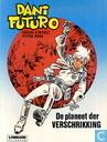 Strips - Dani Futuro - De planeet der verschrikking