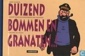 Bandes dessinées - Tintin - Duizend bommen en granaten..!
