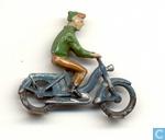 Vélomoteur