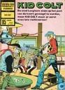 Comic Books - 'Paardenlist', De - De stad Longhorn staat op het punt van de kaart geveegd te worden, maar Kid Colt moet er eerst even iets rechtzetten!