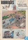 Comics - Robbedoes (Illustrierte) - Robbedoes 754