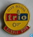Trio bubble gum club insigne