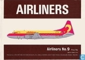 Airliners No.09 (Air Calypso CV-440)