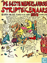 Nu: de beste Nederlandse striptekenaars + vechten om een plaatsje in de gratis REVU stripbijlage