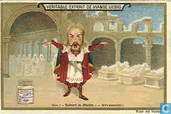 Opernszenen IV Karikaturen