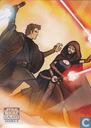Asajj and Anakin