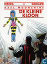 Comic Books - Axel Moonshine - De kleine kloon