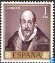 Werken van Goya - Dag van de Postzegel