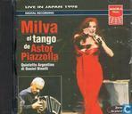 Milva el tango de Astor Piazzolla