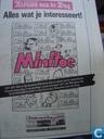 Bandes dessinées - Minitoe  (tijdschrift) - 1991 nummer  44