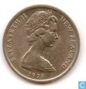 Nieuw-Zeeland 5 cents 1974