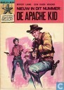 Comic Books - Apache Kid - De Apache Kid