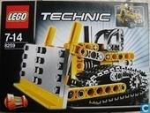 Lego 8259 Mini Bulldozer