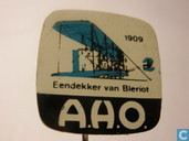A.H.O. Eendekker van Bleriot 1909