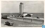 Het Monument Op De Afsluitdijk