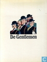Comic Books - Gentlemen, De - Scotland Yard zet zich schrap