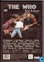 DVD / Video / Blu-ray - DVD - Live & Alive