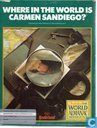 Video games - Mac / Apple - Where in the World is Carmen Sandiego